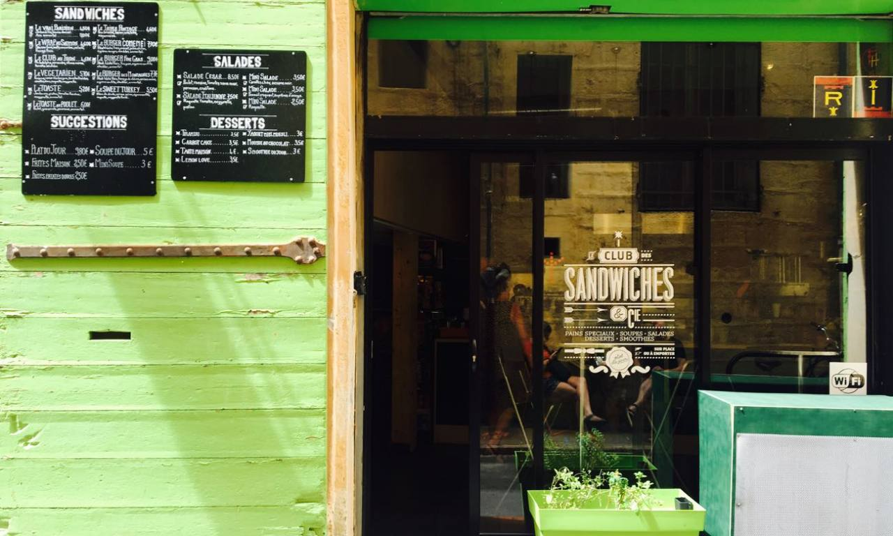 Snack Aix-en-Provence