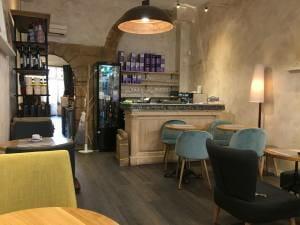 Tea room - Aix-en-Provence - decoration