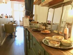 Tea room - Aix-en-Provence - dishes