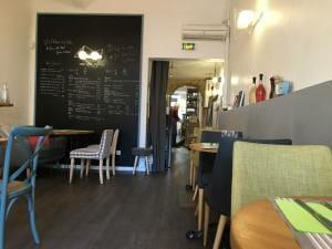 Tea room - Aix-en-Provence - interior