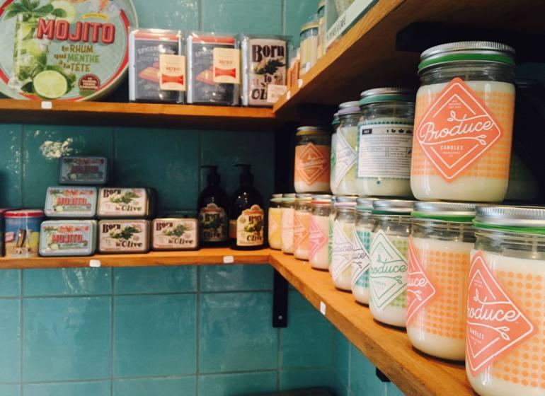 Salon de thé Aix-en-Provence