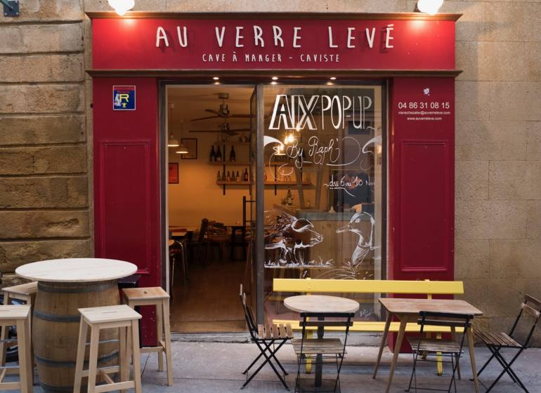 Bar à vins Aix