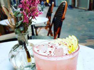 Bar à cocktails Aix-en-Provence Celeste terrasse