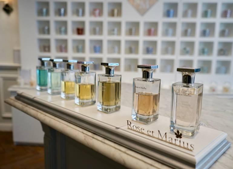 Bougies Parfum Aix