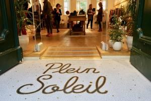 Fashion concept store - Aix - entrance