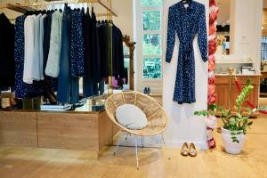 Fashion concept store - Aix - interior