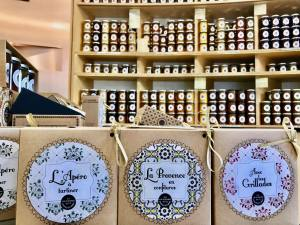 Chambre aux confitures épicerie fine à Aix coffret