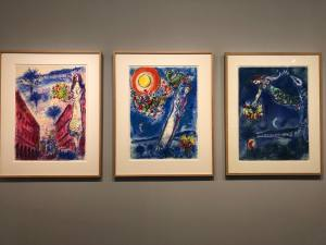 Exposition Chagall Aix