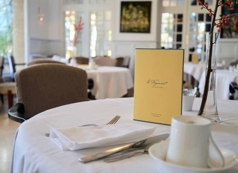 Hotel et Restaurant de luxe Aix