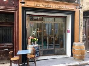 Bistrot et Cave a vins à Aix Les Vieilles Canailles