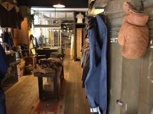 Atelier 23 mode hommes à Aix en Provence jeans