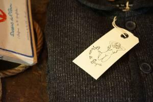 Atelier 23 mode hommes à Aix en Provence etiquette