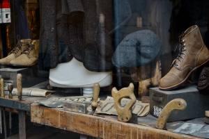 Atelier 23 mode hommes à Aix en Provence vtitrine