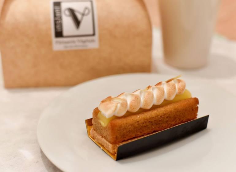 Instant V pâtisserie végétale à Aix en Provence