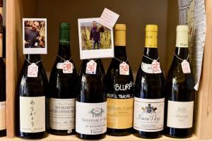 Mademoiselle Wine cave à à vins à Aix en Provence selection