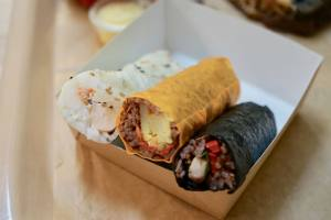 ONI hand rolls et cuisine fusion à Aix makis