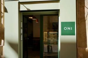 ONI hand rolls et cuisine fusion à Aix facade