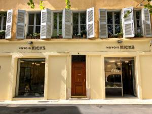 Novoid Kicks boutique de sneakers et culture street à Aix-en-Provence facade