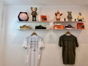 Novoid Kicks boutique de sneakers et culture street à Aix-en-Provence artoyz