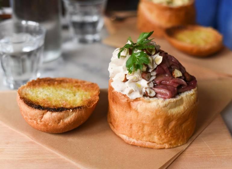 Restaurant Aix-En-Provence Paulette pain