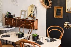 Restaurant Aix-En-Provence Paulette deco