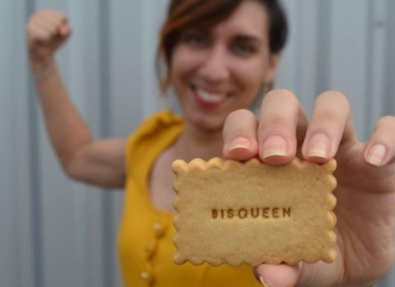 Shanty Baehrel creatrice Shanty biscuit à Aix en Provence