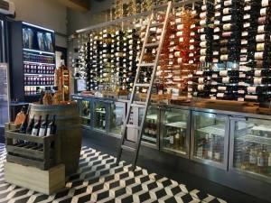 La Fromagerie du Passage, fromagerie, cave à vins et restaurant à Aix en Provence
