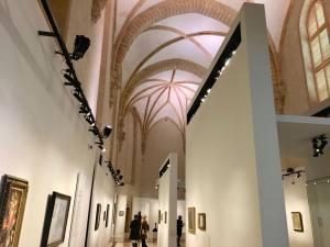 Musée Granet Art classique et moderne à Aix en provence Intérieur Chapelle