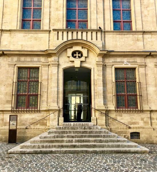 Musée Granet Art classique et moderne à Aix en provence palais