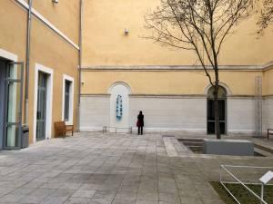 Musée Granet Art classique et moderne à Aix en provence cour
