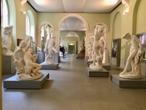 Musée Granet Art classique et moderne à Aix en provence jardin des sculptures