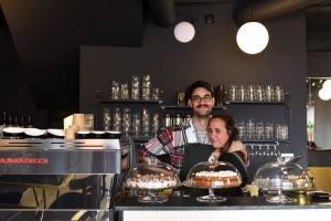 cafe du temps café et restaurant végétarien aix en provence xavier et loan