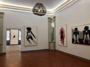 Hôtel de Gallifet, centre d'art à Aix-en-Provence (salles d'exposiition)