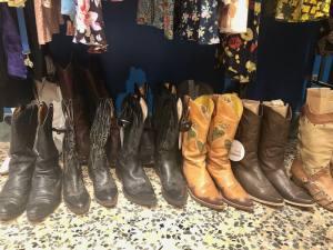 Mad Vintage, triât shop in Aix-en-Provence (boots)