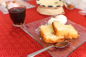 Chez Ama restaurant ethiopien Aix en Provence dessert au citron