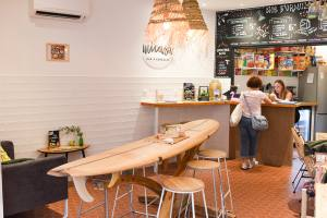 micasa, cereal bar, Aix-en-Provence (the interior)