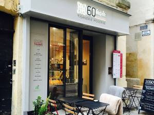 60 degrés, tisannerie moderne à Aix-en-Provence