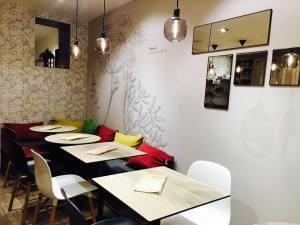 60 degrees - Tea room, Aix-en-Provence (seating)