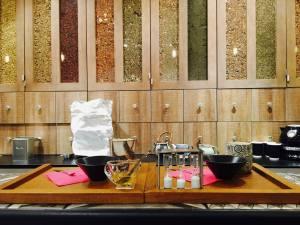 60 degrees - Tea room, Aix-en-Provence (deco)