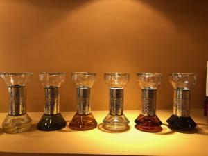 Diptyque, nouvelle parfumerie à Aix-en-Provence (bougeoirs)