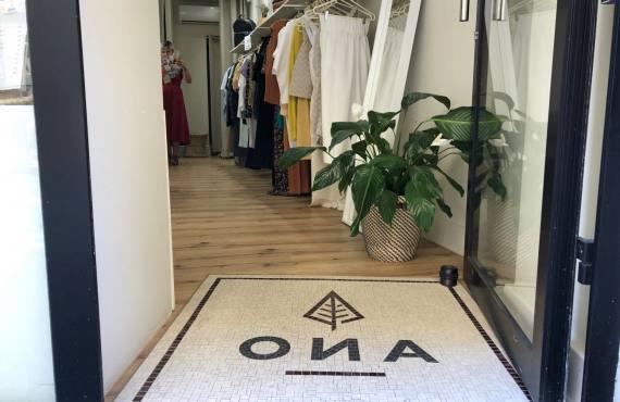 Ona, mode éthique et responsable à Aix en Provence (entree)