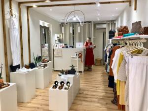 Ona, Ethical fashion, Aix-en-Provence (interior)