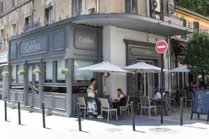 Kabbaz, Lebanese restaurant, Aix-en-Provence (exterior)