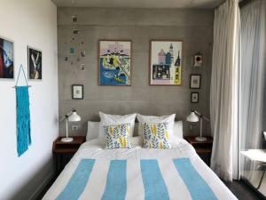 Maison Jalon, chambres d'hôtes in Aix-en-Provence (bedroom)