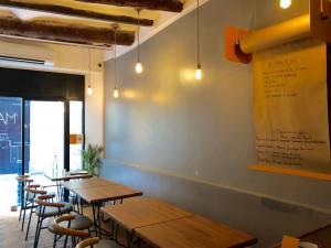 Mana, coffee-shop et Traiteur à Aix en Provence (interieur)