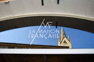 la maison francaise epicerie fine et restaurant salon de thé aix en provence enseigne