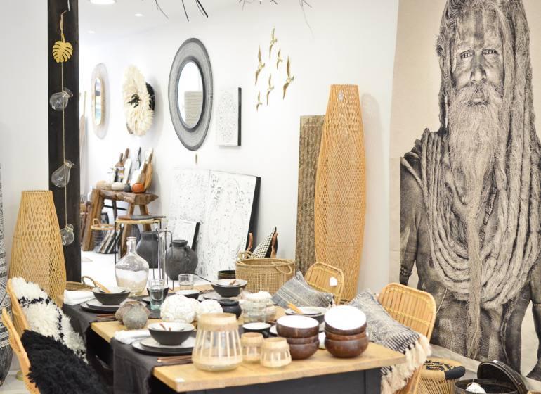 maison nomade boutique decoration ethnique aix en provence intérieur