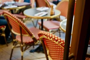 Café Voltaire, café and bistrot in Aix-en-Provence (furniture)