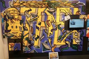 Street-Part, street art gallery in Aix-en-Provence (art)