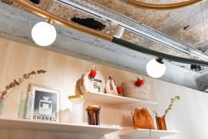 yma, fashion store, Aix-en-Provence (interior)